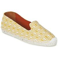 Zapatos Mujer Alpargatas Missoni XM029 Amarillo