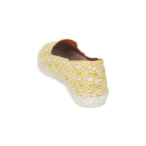 Xm029 Mujer Zapatos Missoni Alpargatas Amarillo doeCxB