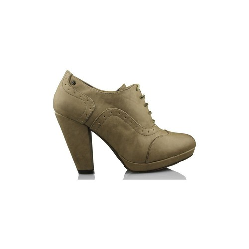 Zapatos Mujer Low boots MTNG MUSTANG BOTIN TACON W TAUPE
