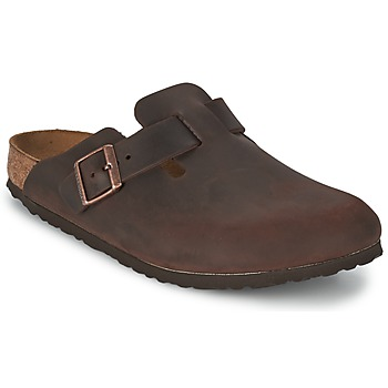 Zapatos Zuecos (Clogs) Birkenstock BOSTON Marrón