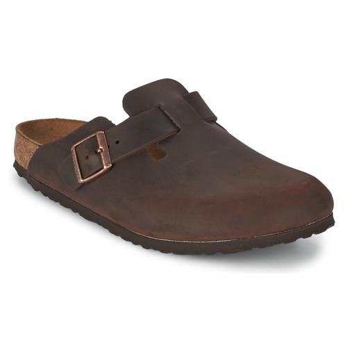 Birkenstock BOSTON Marrón - Envío gratis | ! - Zapatos Zuecos (Clogs)