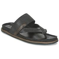 Zapatos Hombre Sandalias Levi's CHABOT FLIP FLOP Negro