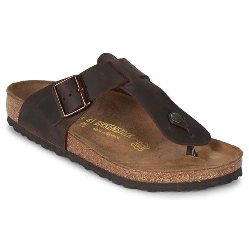 Zapatos especiales para hombres y mujeres Birkenstock MEDINA PREMIUM Marrón