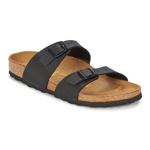Zapatos Mujer Sandalias Birkenstock SYDNEY Negro / Mat