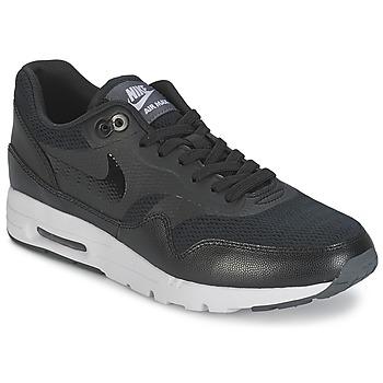 Zapatos Mujer Zapatillas bajas Nike AIR MAX 1 ULTRA ESSENTIAL W Negro