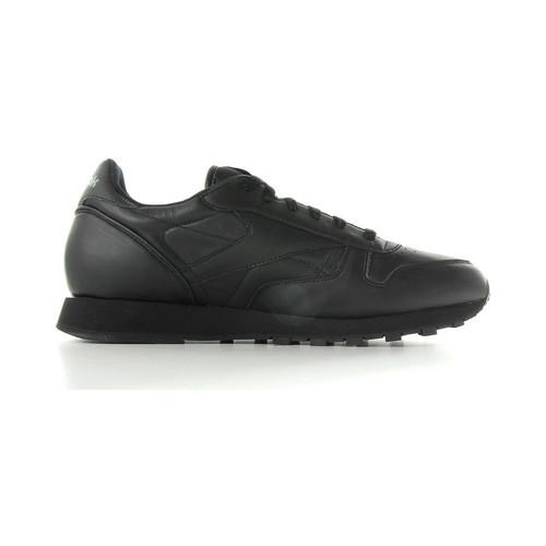 Zapatos Hombre Zapatillas bajas Reebok Sport Classic leather Negro