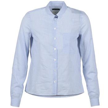 textil Mujer camisas Marc O'Polo DEUZIA Azul