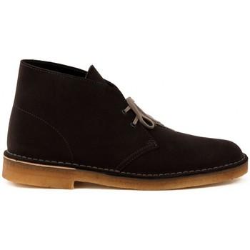 Clarks Desert Boot  Dark Grey Sde