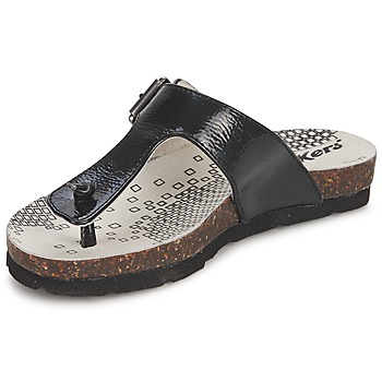 Zapatos Niña Chanclas Kickers DITIK Negro