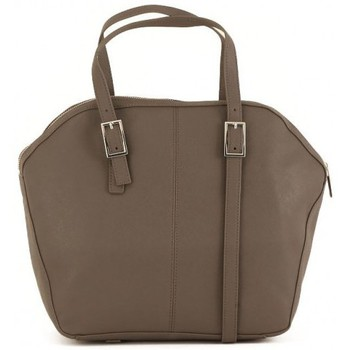 Bolsos Mujer Bolso shopping Armani jeans TOP HANDLE TAUPE Marrone