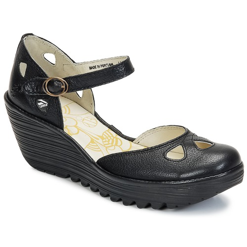 ab4ea1b7 Fly London YUNA. 79.20. Zapatos Mujer Zapatos de tacón Fly London YUNA Negro  ...