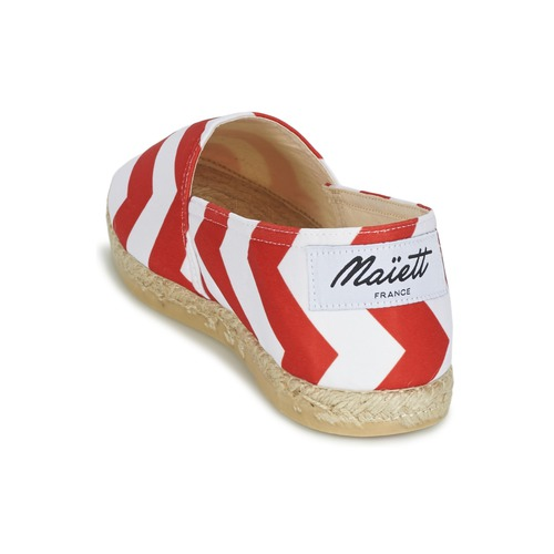 Alpargatas Nouvelle Zapatos Mujer Vague Maiett RojoBlanco ED2IW9HY