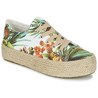 Zapatos Mujer Zapatillas bajas Wildflower EGINA Verde / Tropical