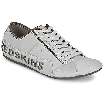 Zapatos Hombre Zapatillas bajas Redskins TEMPO Gris