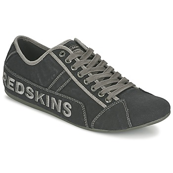 Zapatos Hombre Zapatillas bajas Redskins TEMPO Negro