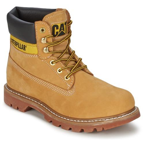Los zapatos más populares para hombres y mujeres Zapatos especiales Caterpillar COLORADO Miel