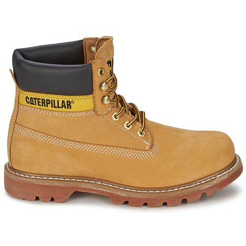 Baja Mujer Caña Caterpillar Miel Zapatos Botas De Colorado 1JKTlcF