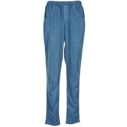 textil Mujer Pantalones fluidos Vero Moda AMINA Azul
