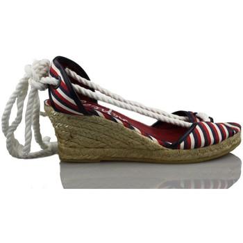 Zapatos Mujer Alpargatas Vienty PALA MARINERA MARINO