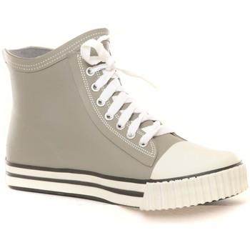 Zapatos Mujer Zapatillas altas Cassis Côte d'Azur Cassis No Blues Baskets Bolero gris Gris