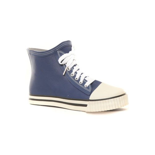 Zapatos Mujer Zapatillas altas Cassis Côte d'Azur Cassis No Blues Baskets Bolero marine Azul