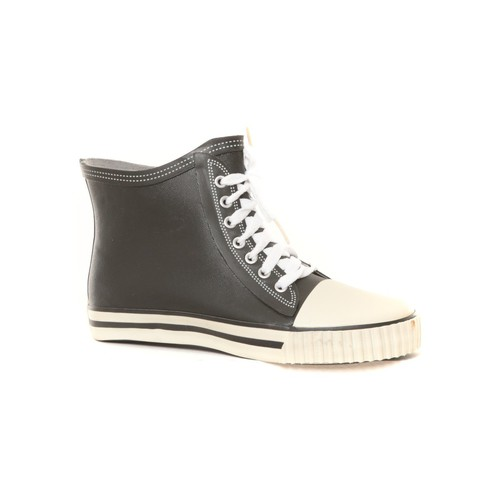 Zapatos Mujer Zapatillas altas Cassis Côte d'Azur Cassis No Blues Baskets Bolero noir Negro