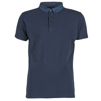 textil Hombre polos manga corta Deeluxe AGAINER Marino