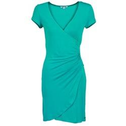 textil Mujer vestidos cortos Smash AVELINA Turquesa