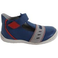 Zapatos Niño Derbie Kickers 413491-10 GREG Azul