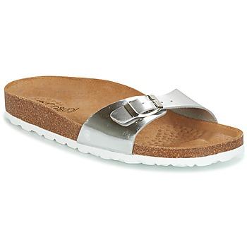 Zapatos Mujer Zuecos (Mules) Casual Attitude TERTROBAL Plateado