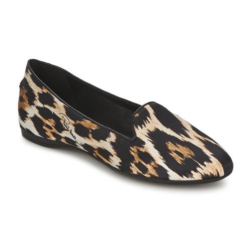 Zapatos Mujer Bailarinas-manoletinas Roberto Cavalli XPS280-FLA41 Leopardo