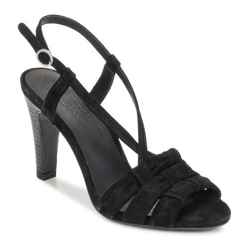 Recortes de precios estacionales, beneficios de descuento n.d.c. SOFIA Negro - Envío gratis Nueva promoción - Zapatos Sandalias Mujer  Negro