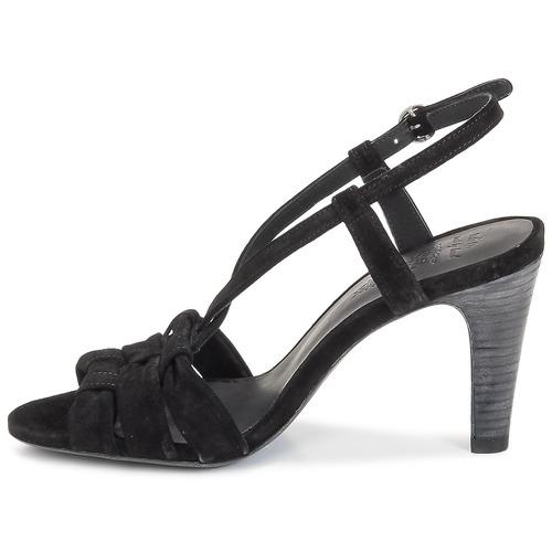d Zapatos Mujer cSofia Sandalias Negro N 34ARLqj5