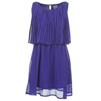 textil Mujer vestidos cortos Compania Fantastica CARYA Azul