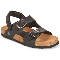 Zapatos Niño Sandalias Citrouille et Compagnie BALDODE Negro / Mate