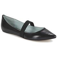 Zapatos Mujer Bailarinas-manoletinas Marc Jacobs HALSEY Negro