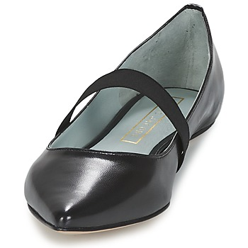 Marc Jacobs HALSEY Negro - Envío gratis |  - Zapatos Bailarinas Mujer 24500