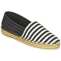Zapatos Mujer Alpargatas Marc Jacobs SIENNA Negro / Blanco