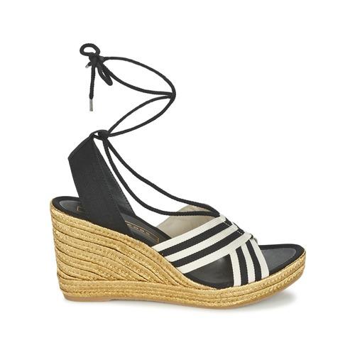 Gran descuento Zapatos especiales Marc Jacobs DANI Negro / Blanco