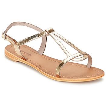 Zapatos Mujer Sandalias Les Tropéziennes par M Belarbi HAMESS DORADO