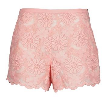 textil Mujer Shorts / Bermudas Manoush AFRICAN SHORT Coral