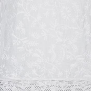 Manoush COTONNADE SMOCKEE Blanco