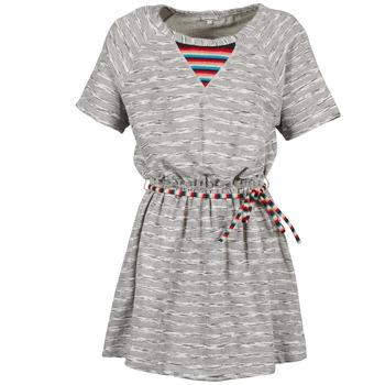 textil Mujer vestidos cortos Manoush ETNIC Gris