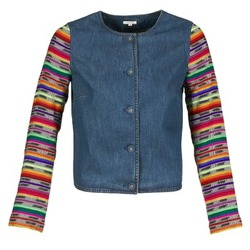 Chaqueta Indian azul Denim El Spartoo Manoush marino d8wnxX