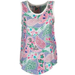 textil Mujer camisetas sin mangas Manoush PAISLEY RETRO Multicolor