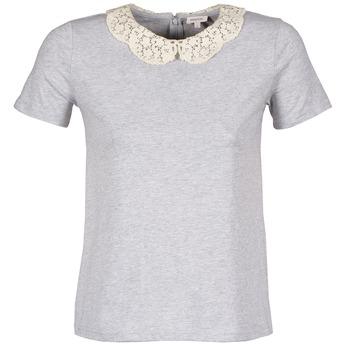 textil Mujer camisetas manga corta Manoush T-SHIRT Gris