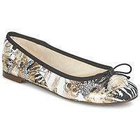 Zapatos Mujer Bailarinas-manoletinas Desigual MISSIA Marrón