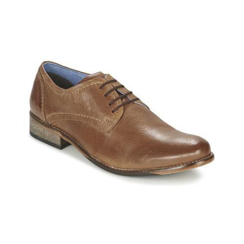 Zapatos Hombre Derbie Lotus HANBURY Marrón