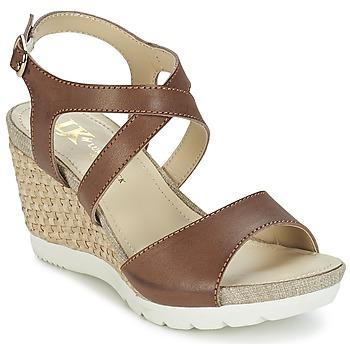 Zapatos Mujer Sandalias Lumberjack SISSI Marrón / Beige