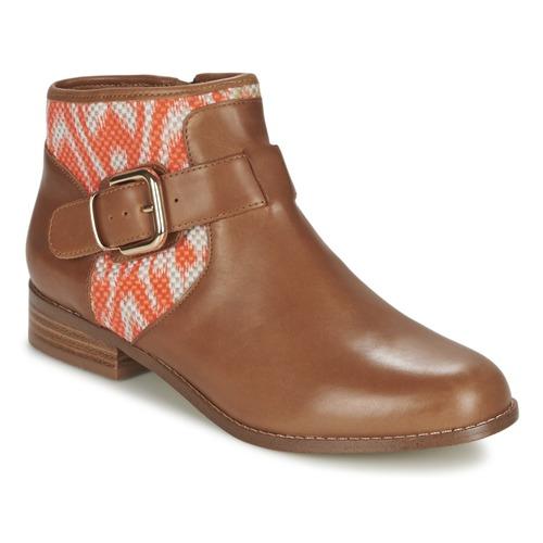 Descuento de la marca Zapatos especiales Mellow Yellow VABEL Marrón / Naranja